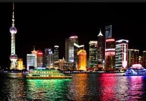 Shanghai tour guide