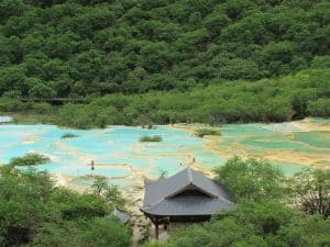 jiuzhaigou tour from chengdu