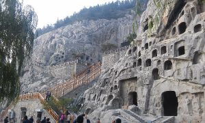 Ancient Luoyang Longmen Grottoes