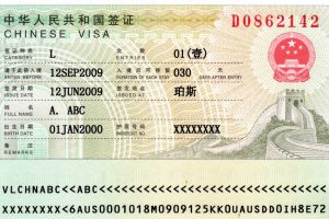 Do I need a Visa To Go To China?