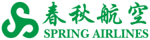 spring airlines logo