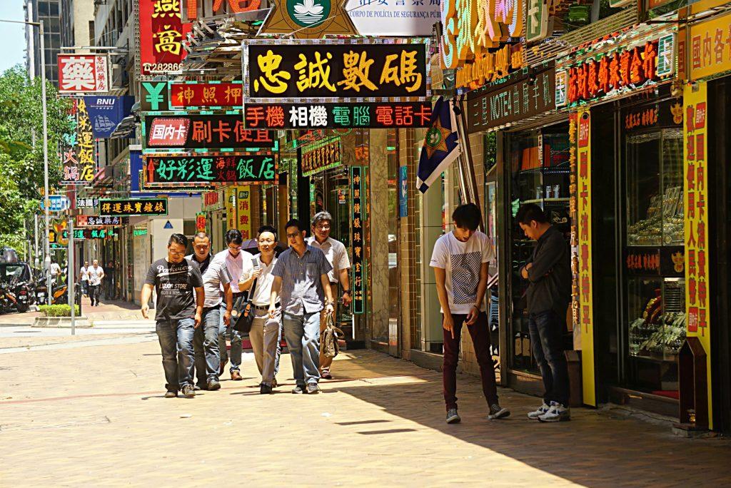 culture shock in china