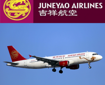 juneyao airlines review