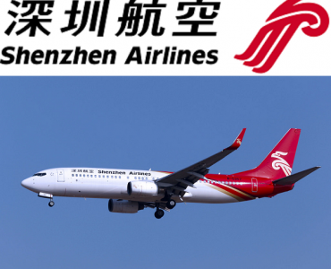 shenzhen airlines review