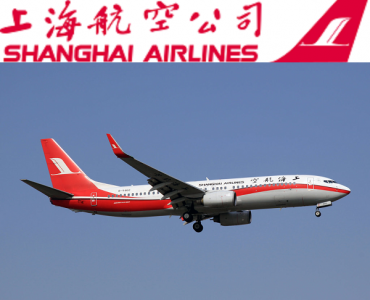 shanghai airlines review