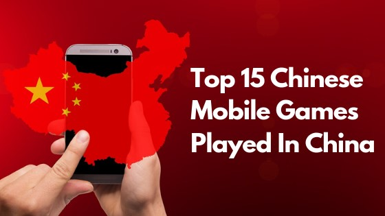top chinese mobile games