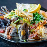 best seafood macau