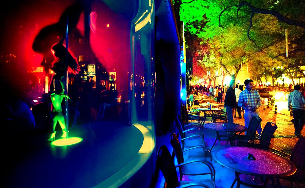 Sanlitun Bar Street