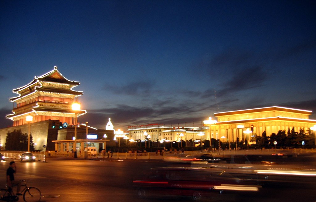 Top 10 Things to do in Beijing at Night